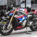 Tem xe PKL – Tem xe BMW S1000R thiết kế kiểu Tyco