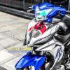 Tem xe exciter 135 Yamaha - Tem xe exciter 135 thiết kế Uchiha fan Chrome