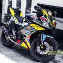 Tem xe PKL – Tem xe R15 Rossi