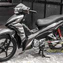 Tem xe Honda Wave – 018 – Tem xe thiết kế Ferreli