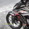 Tem xe Winner 150 - 393 - Tem xe Winner thiết kế GTR nhôm đen đỏ