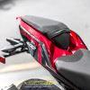 Tem xe PKL - Tem xe Ninja 400 thiết kế Chrome đỏ