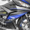 Tem xe Winner 150 - 439 - Tem xe Winner thiết kế Nhôm xanh đen