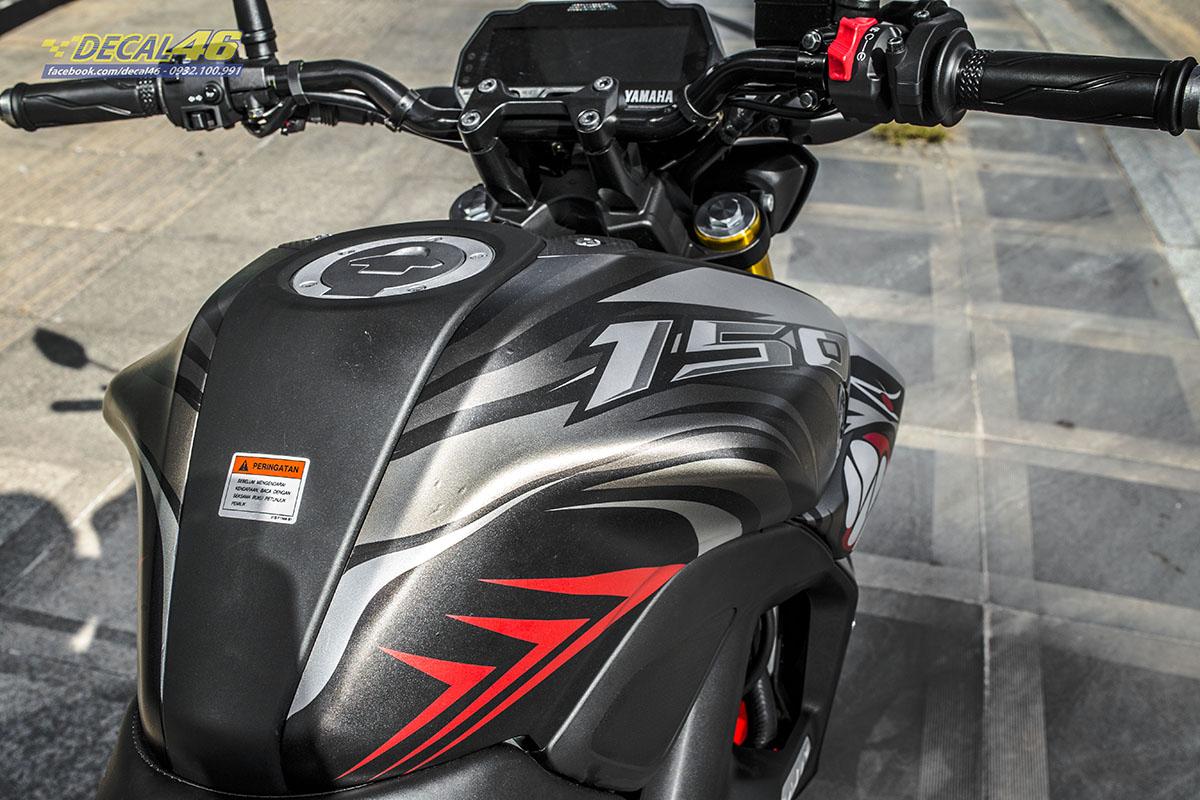 https://decal46.com/Tem xe Yamaha MT15 - 005 - thiết kế Kỷ