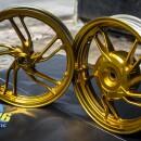 Mâm Vario 150 – sơn vàng Supper Candy