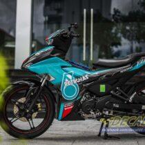 Tem xe exciter 155 thiet ke Petronas (1)